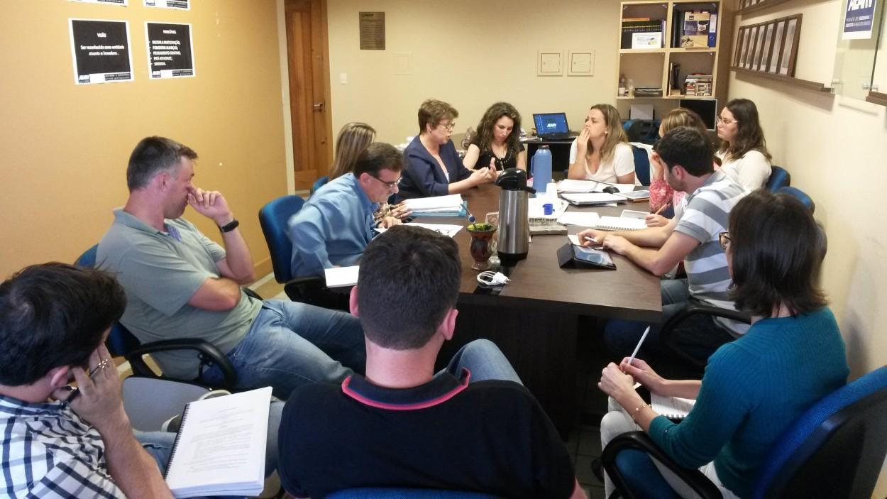 AEARV Reunião Plano Diretor
