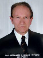 Geraldo Hofsetz - 82-83